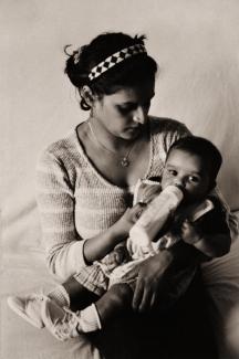Josiane et Lucas / 1997
