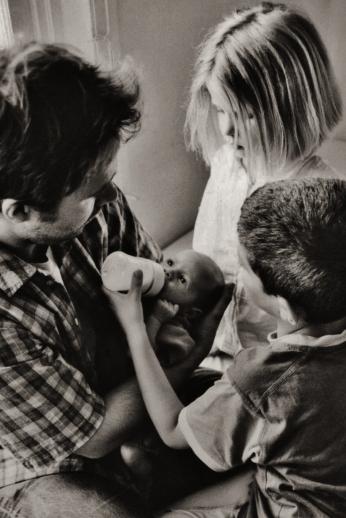 Pierre et les enfants / 2003