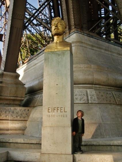 Paris-Tour Eiffel/ 2007