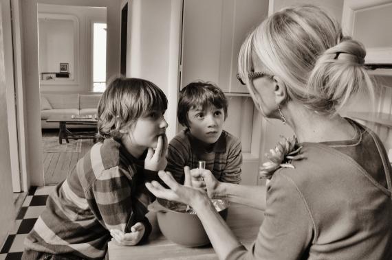 Elliot , Arthus et Claire /2012