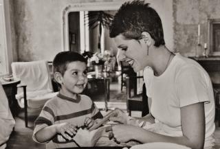 Jennifer et Thomas / 2000
