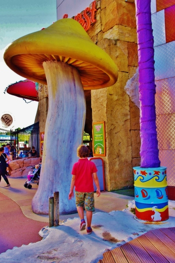 Disney village / 2012