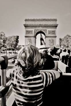 Paris- Arc de Triomphe /2011