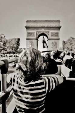 Paris- Arc de Triomphe /2011
