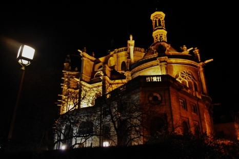 Eglise dt Eustache . Paris / 2013