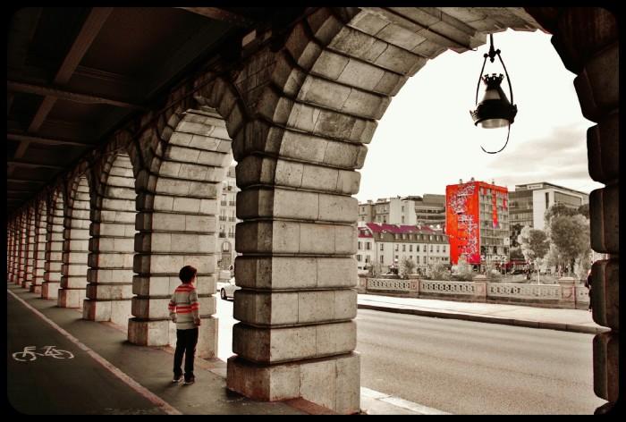 la tour Paris / 2013