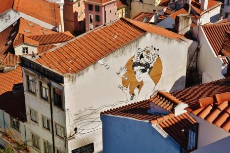 Lisbonne / 2016 BY TAMI HOPF