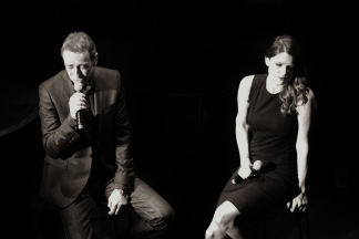 2013 / Alain Chamfort et Elodie Frégé au Grand Rex