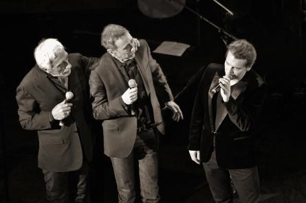 2013/ Alain Chamfort,Bénabar,Gérard Darmon au Grand Rex