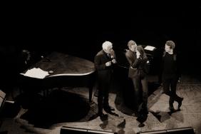 2013/Alain Chamfort,Bénabar et Gérard Darmon au Grand Rex