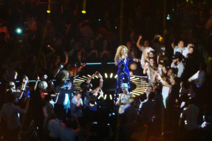 25/04/2013 Beyoncé à Bercy