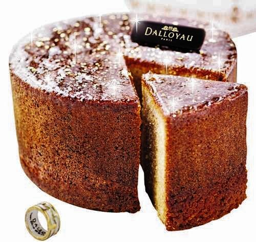 gâteau Dalloyau