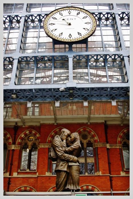 Gare de St Pancras