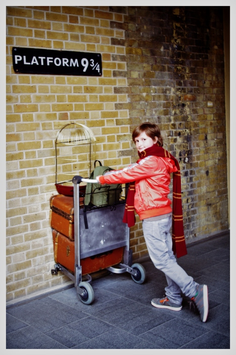 king's cross / harry potter