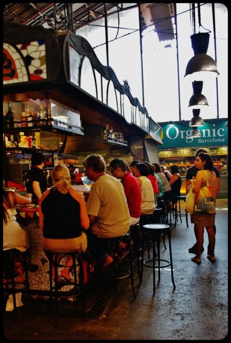 Organic/Barcelone 08.2013
