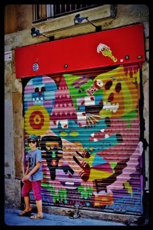 Elliot/Barcelone 2013