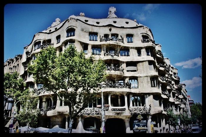 la Pedrera/Barcelone 08.2013
