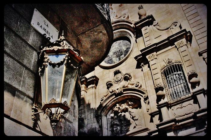 la rambla /Barcelone 08.2013