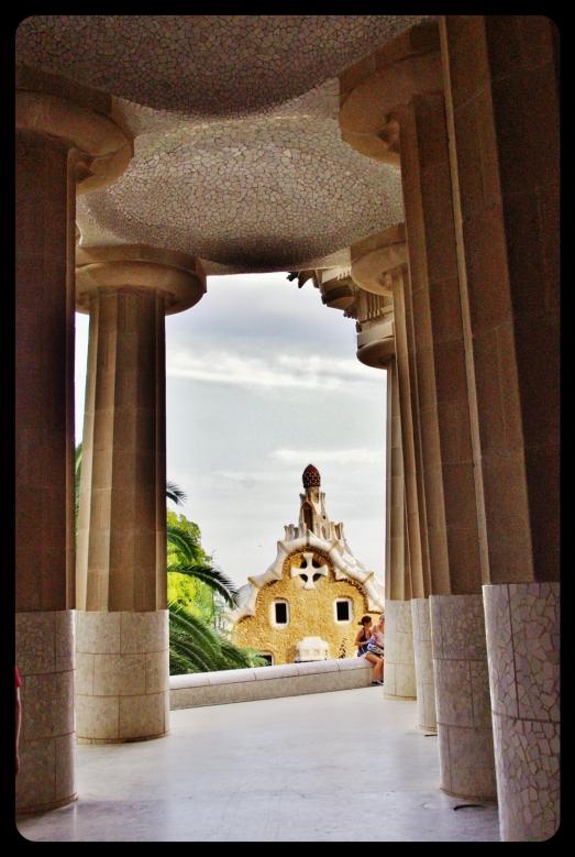 colonnes -maison