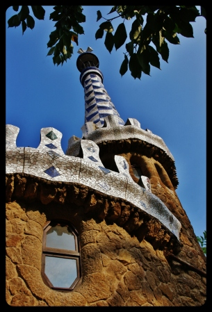 parc guell /Barcelone 08.2013