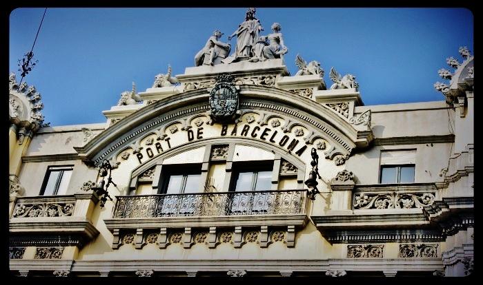 Port Vell/Barcelone 08.2013