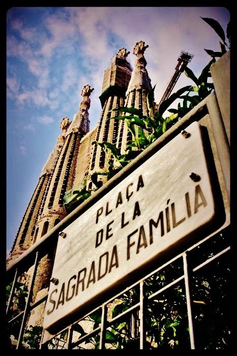 segrada familia