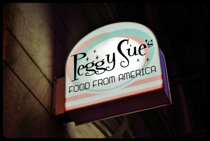 Peggy sue's / Barcelone 2013