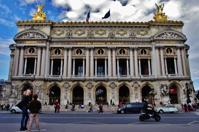 Opera Garnier/ 2013