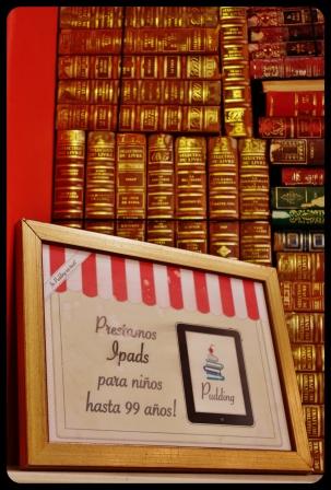 livres+i pad