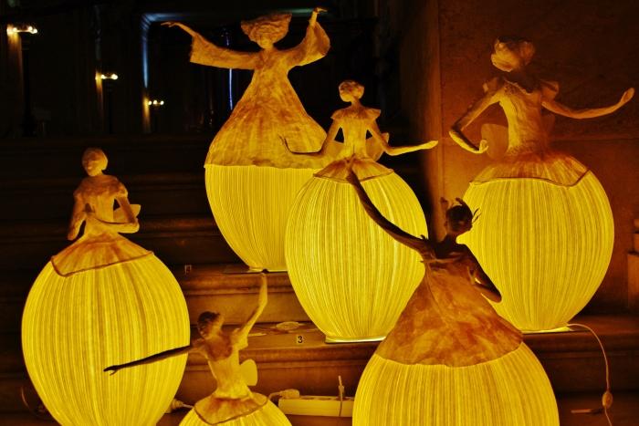 OPERA GARNIER /LAMPES