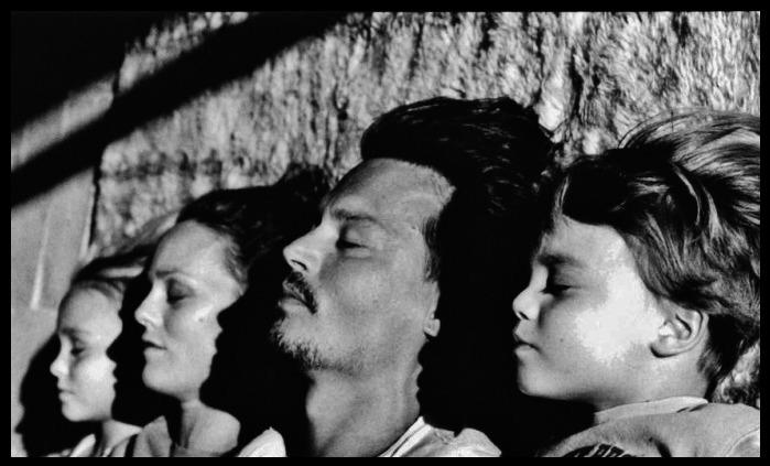 Vanessa Paradis + Johnny Depp+ Lili-Rose+ Jack