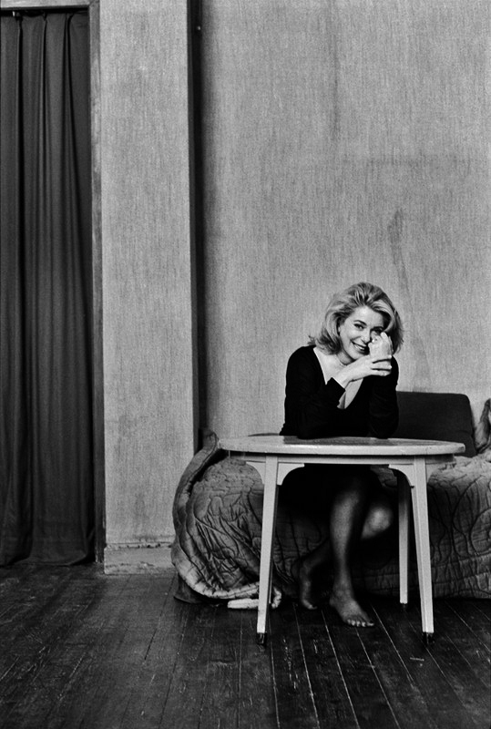 C.Deneuve / Kate Barry
