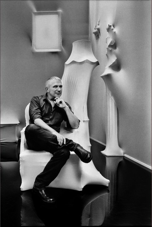 Kate Barry /J.P Gaultier