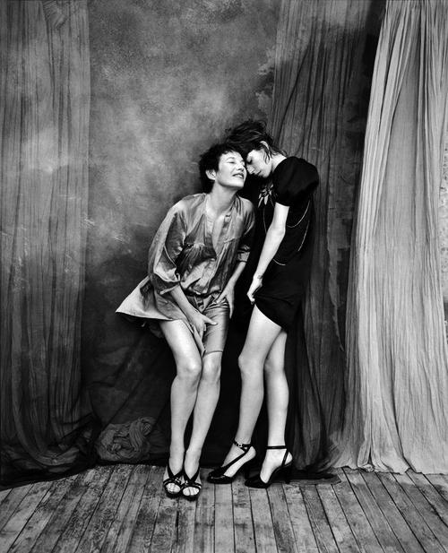 Jane et Lou par Kate Barry