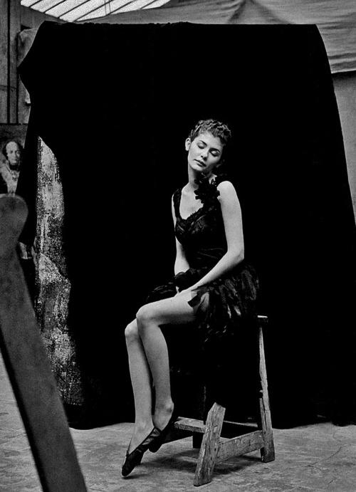 Audrey Tautou par Kate Barry