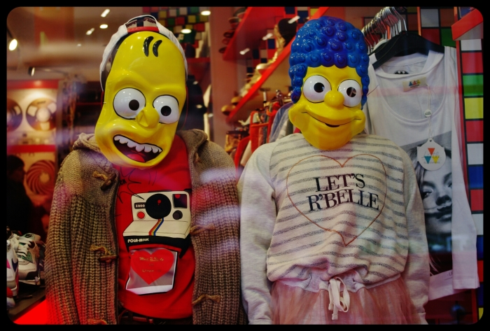 masques Simpsons