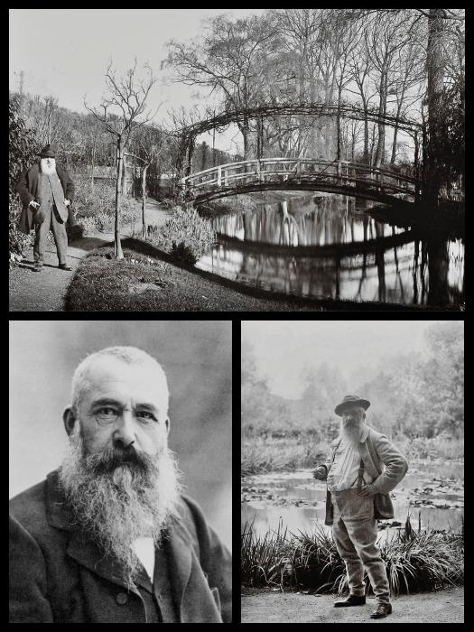 Claude Monet à Giverny