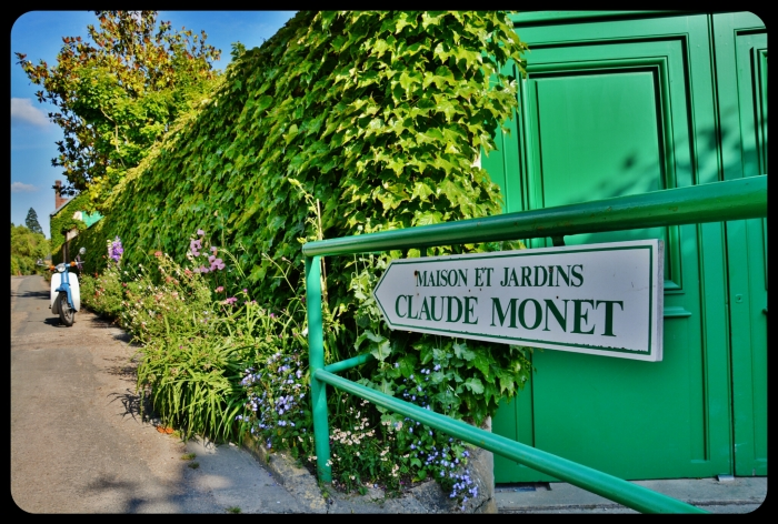 Exterieur Giverny