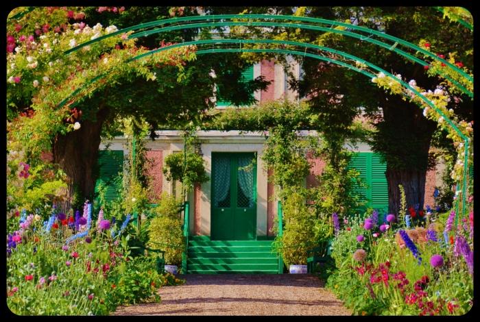Maison et jardins de Claude Monet/ Giverny 2014