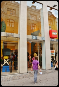 boutique LEGO/Danemark 2014