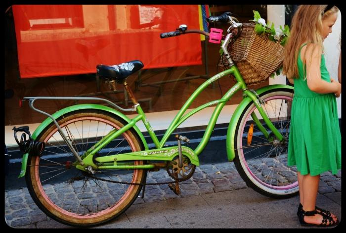 danemark velo vert