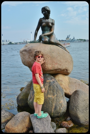 Eliott et la petite sirène/Danemark 2014