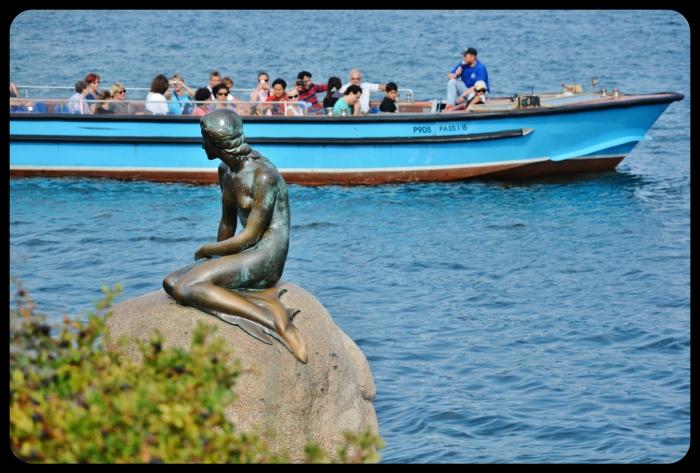 la petite sirene bateau