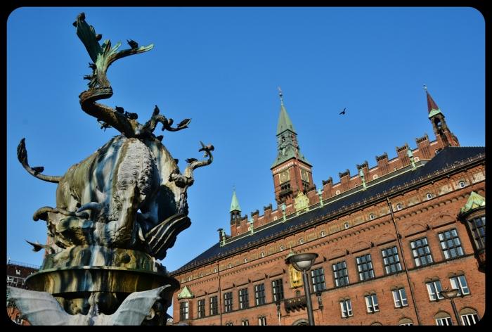 mairie de Copenhague 2014/Danemark