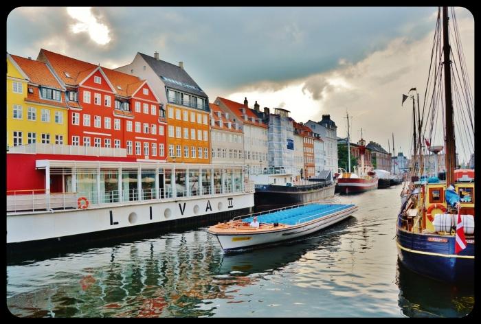 nyhavn /Danemark 2014
