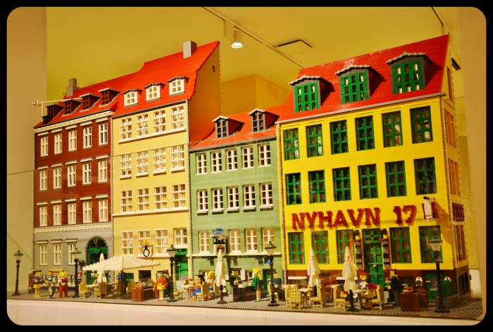 Danemark 2014/ BOUTIQUE LEGO