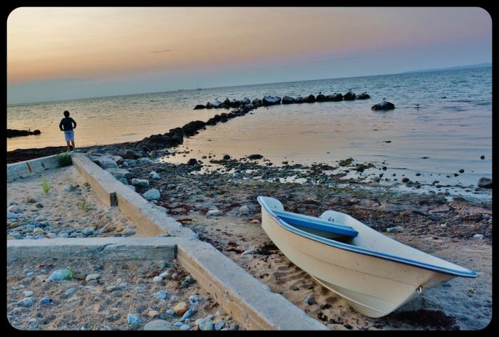 plage de GILLELEJE