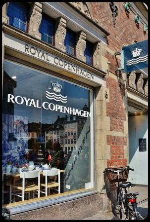 royal Copenhague/Danemark 2014