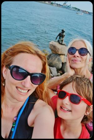 selfie sirene