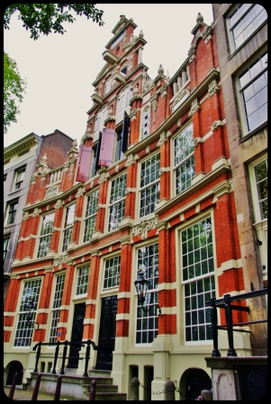 Amsterdam . Août 2012
